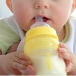 USBaby Silicone Baby Bottle