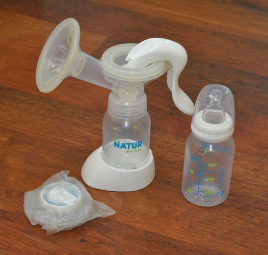Paketan Pembelian Natur Manual Breastpump