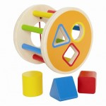 Hape Toys: 1-2-3 Shape Sorter