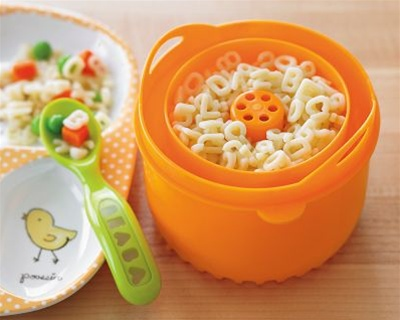beaba baby cook with rice-pasta cooker 2