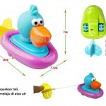 Sassy Pull And Go Boat Baby Bath Toys