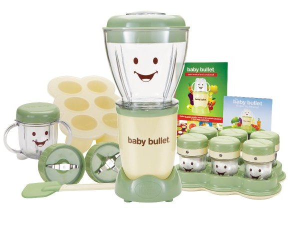 Jual Blender Bayi Baby Bullet Food Processor