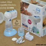 Little Giant Mini Rechargeable Electric Breastpump (LG6899)