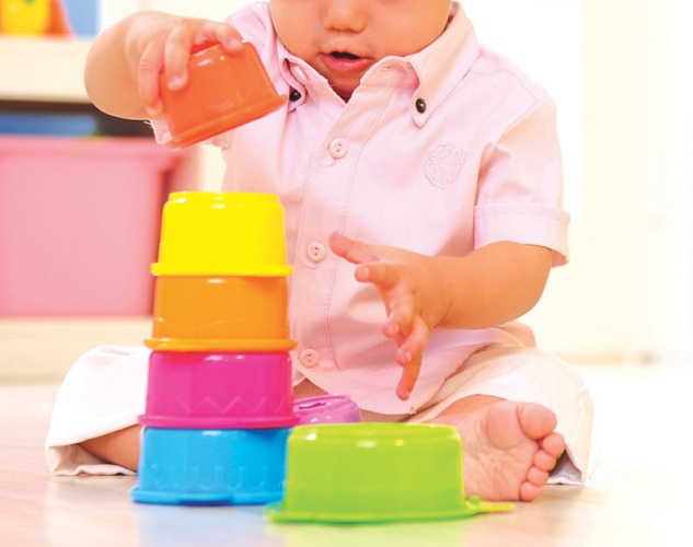 Kidsme Stacking Cup