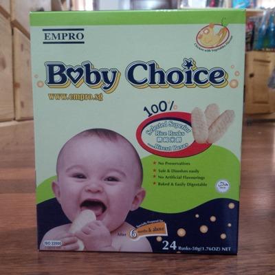 baby choice biskuit chicken