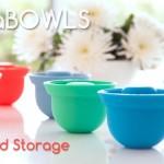 Wean Meister Adora Bowls (Mangkok Silicone)