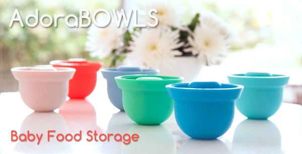 Wean Meister Adora Bowls