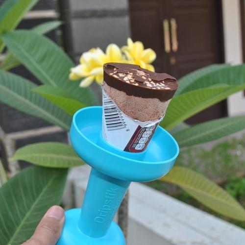Dripstick for Ice Cream Cone