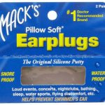 Macks Pillow Soft Earplugs Ukuran Dewasa