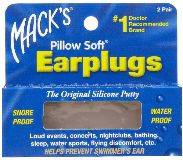 Macks Pillow Soft Earplugs