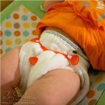 Snappi Diaper Fastener