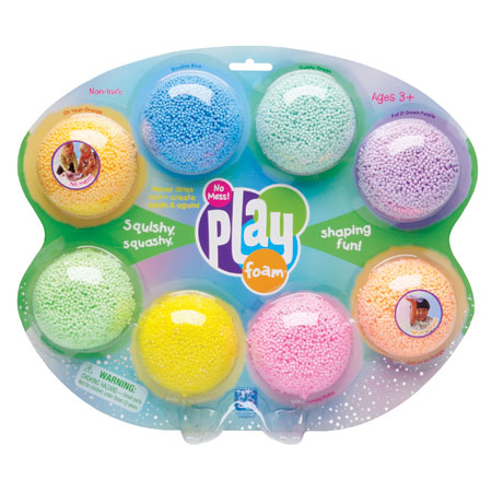 Play Foam Combo 8pack
