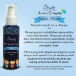 Beauty Barn Fever Down: Minyak Gosok Pereda Demam