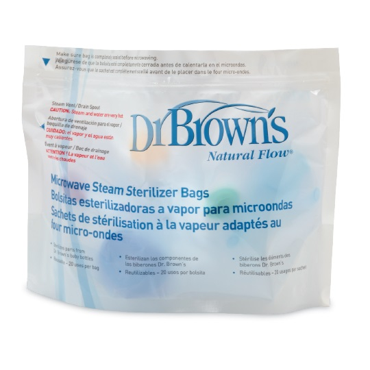 Dr Browns Microwave Steam Sterilizer Bag