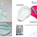 Lucky Baby Platter Heat Sensititive Bowl