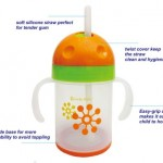 Lucky Baby Twistee Straw Cup