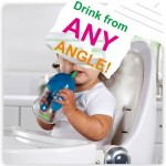 Munchkin Click Lock Weighted Straw Flexi Cup