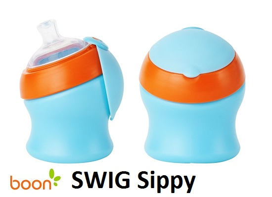 Boon Swig Sippy Cup Position
