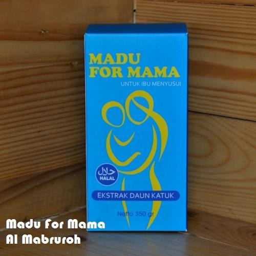 Madu For Mama Al Mabruroh