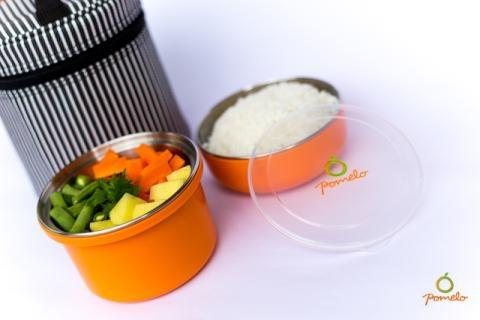Pomelo Lunchbox Set 3