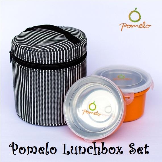 Pomelo Lunch box Set