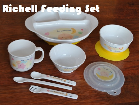 Richell Feeding Set 1