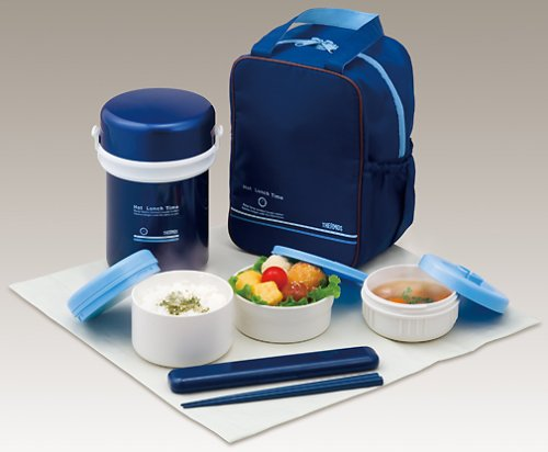 Thermos Lunch Box JLQ-806 Blue