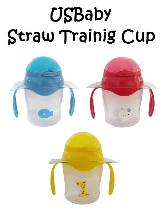 USBaby Straw Training Cup 1