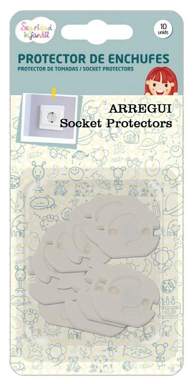 Arregui Socket Protectors 1