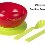Clevamama Suction Feeding Bowl