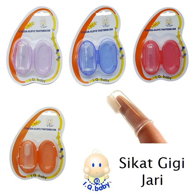 IQBaby Finger Brush