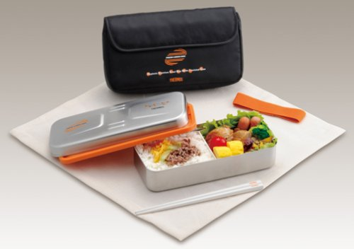 Thermos Stainless Lunch Box DBS 700