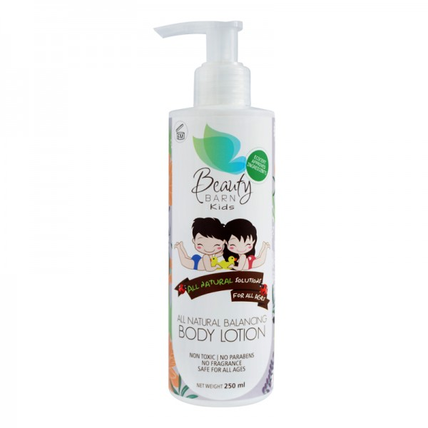 Beauty Barn Kids Balancing Body Lotion