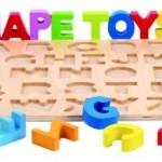 HAPE Toys Puzzle Alphabet
