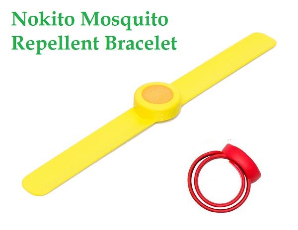 Nokito Mosquito Repellent Bracelet