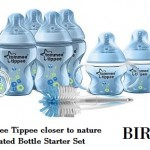 Tommee Tippee Decorated Bottle Starter Set