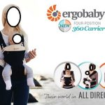 Ergobaby 360 Carrier (4 position)