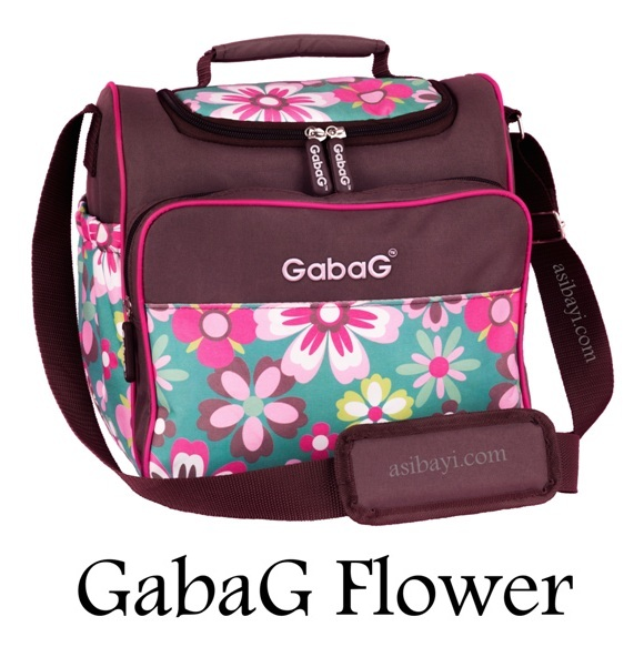 GabaG Flower Breastmilk Coolerbag