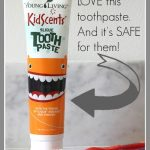 Young Living Kidscents Slique Toothpaste