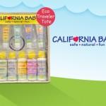 California Baby Eco Traveler