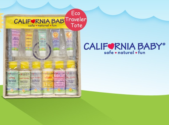 California Baby Eco Traveler