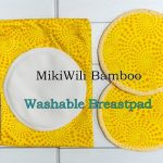 Mikiwili Bamboo Breastpad