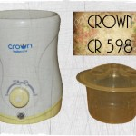 Crown CR-598 Multifunction Home Car Warmer