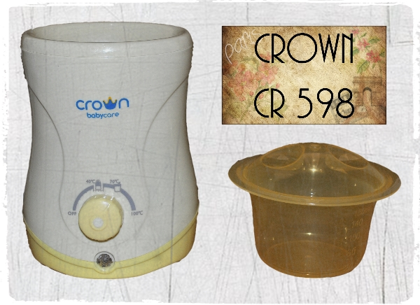Crown CR-598