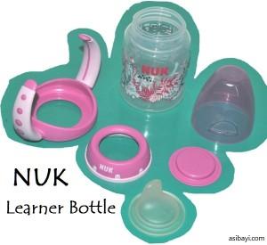 NUK Learner Bottle Part