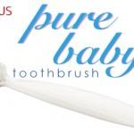 Radius Pure Baby Toothbrush, Sikat Gigi Bayi