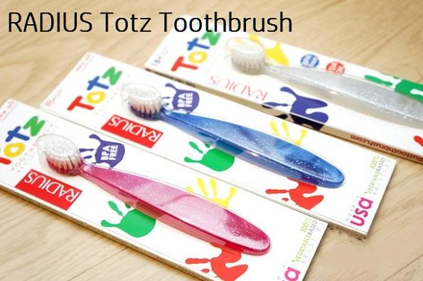 Radius Totz Toothbrush