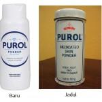 Purol Powder, Bedak Bayi Legendaris