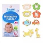 USBaby Mosquito Paster, Sticker Anti Nyamuk