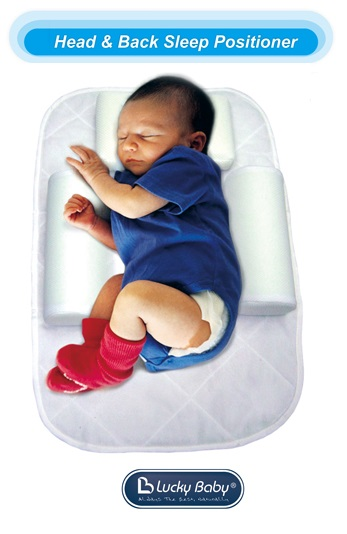 Lucky Baby Head-Back Sleep Positioner